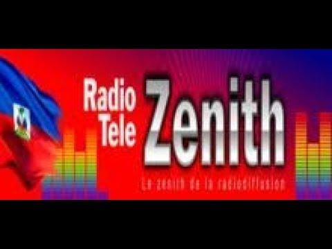 Radio Zenith Fm émettant depuis Haiti